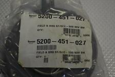 ONE NEW WARNER ELECTRIC Field and Bearing Assembly  5200-451-027