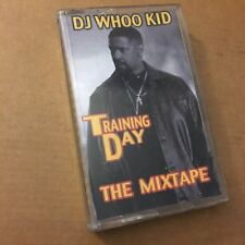 DJ Whoo Kid Traffic Mixtape #1 RARE Queens NYC Hip Hop Mixtape Cassette Tape 90s