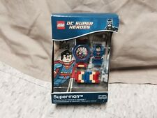 Lego DC Super Heroes Superman Buildable Watch 2013