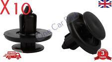 10x Toyota Corolla Yaris Camry Rivet Trim Clip Wheel Arch Lining Splashguard