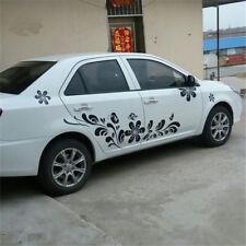 Car Flower Butterfly Stripe for Cruze Sonic Vinyl Side Door Decal sticker ZC1601