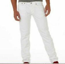 American Eagle Slim Fit White Men's Jeans, 30x32