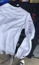 Champion x Waves Collab Long Sleeve Shirt Men's Large AND Medium