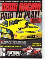 Sept 2007 DRAG RACING ACTION magazine Mike Coughlin Steve Johnson Allen Johnson