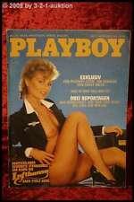 PLAYBOY (D) novembre 1982 11/82 per il compleanno Rebecca WINT