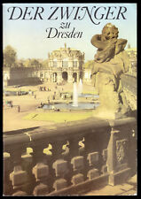 Löffler, Fritz; Der Zwinger zu Dresden, 1988