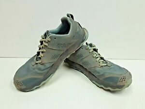 ALTRA LONE PEAK 5 Women's TRAIL Running Shoes Size 9 USED