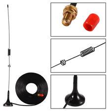 UHF/VHF UT-106UV SMA Radio Antenna Base Magnetica per 2 Vie Walkie-talkie