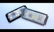 BMW E65 E66 7 Series M Euro LED Number License Plate Light Lamp Modul E-Code 06-