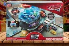 Disney Pixar Cars Mini Racers Rust-eze Spinning Raceway with Car NEW in Box!