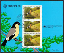 Birds Used Portuguese & Colonies Stamps