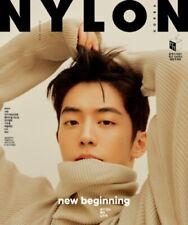 Nam Joo-Hyuk Cover + CIX + SNSD SeoHyun_Nylon Korea January 2020_Whole Magazine