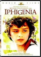 Iphigenia MGM World Films Irene Papas NEW Widescreen DVD Greek & Spanish RARE
