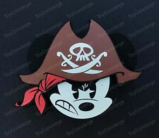 DISNEY Parks ANTENNA Topper MICKEY Mouse PIRATES of the CARIBBEAN Pencil - NEW