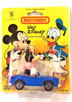 Vintage 1979 Matchbox Walt Disney Series WD-4 Minnie Mouse Lincoln Continental