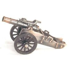 REVOLUTIONARY WAR CANNON BRONZE PENCIL SHARPENER NEW