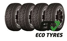 4X Tyres 265 60 R18 110T Cooper Discoverer A/T3 Sport All Terrain OWL E E 73dB
