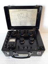 Ussr Impedance Bridge Resistance Box Resistor P333 From 0005 Ohm To 9999k Ohm