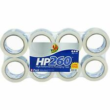 Duck Hp260 Packing Tape Refill 8 Rolls 188 Inch X 60 Yard Clear 1067839