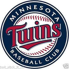Minnesota Twins MLB Decal/Sticker