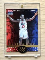 SHAQUILLE O'NEAL 1996 UPPER DECK USA ALL-NBA SELECTIONS DIE-CUT #SO18