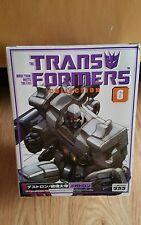 Transformers Megatron G1 Collection 6 Takara Storybook Box JAPANESE VERSION