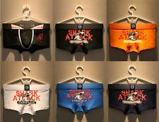 Men's Underwear Comfortable Cotton Shark Cartoon Pattern Boxer shorts underpants