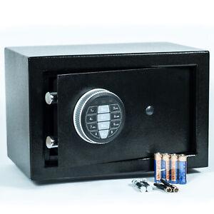Safe Large Steel Digital Electronic Code High Security Home Office Cash Money