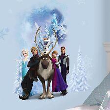 RoomMates 54556 RM - Disney Frozen Winterhelden Wandtattoo Set 5 tlg.
