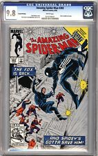 Amazing Spider-Man 265 CGC 9.8 White Second Printing 1st Silver Sable