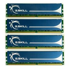 8GB (4 x 2GB) G.Skill PC2-6400 DDR2 Desktop RAM F2-6400CL5D-4GBPQ