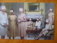 POSTCARD...eCARD PROMOTION...LADIES HAVING MORNING TEA / HIGH TEA..AVANT CARD