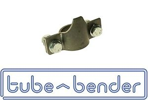 "Roll Cage Saddle Bracket Weld On Joint - 38mm 1.5"" - Rollcage Bar Bolt Clamp"