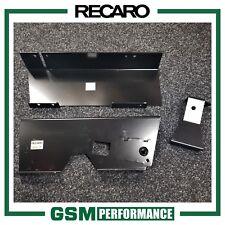 RECARO SEATS - DRIVER & PASSENGER RENAULT CLIO MK3 DIRECT FIT SUB-FRAMES