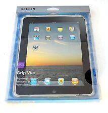 NEW Belkin F8N378ttCLR-APL Apple iPad 1 Grip Vue Protective Case CLEAR F8N378tt