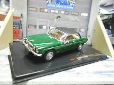 JAGUAR XJ XJ12C Coupe V12 1976 green grün CLC294 RHD RAR IXO 1:43