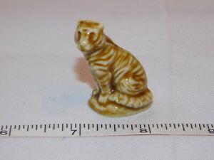 Noahs Ark Series Tiger Wade England Rose Tea RARE miniature figure England usd