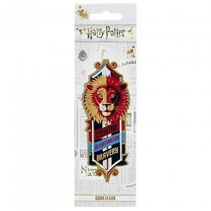 New Official Warner Brothers Harry Potter Gryffindor Bookmark