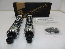 Progressive Suspension - 440-4070C - 440 Series 13in. Shocks, Chrome Harley