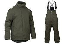 Fox Green & Silver Winter Suit - Medium - CPR877 - Brand New + Free Delivery