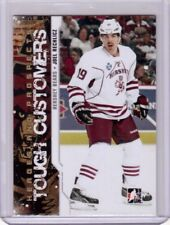 JOEL RECHLICZ 11/12 ITG Pre-Rookie Tough Customers Hershey Bears #TC-01 Card
