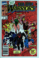 New Warriors 1 - 1st Regular Issue - High Grade 9.0 VF/NM