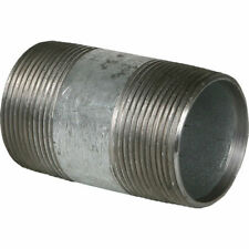 "Galvanized 1-1/2""x2"" Nipple"