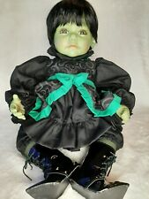 """Adora Wizard Of Oz 20"""" Baby Wicked, 75th  Anniversary, NO HAT"""