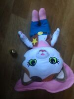 Disney Junior Sheriff Callie Wild West Plush Soft Toy Cat Animal Figure New Doll