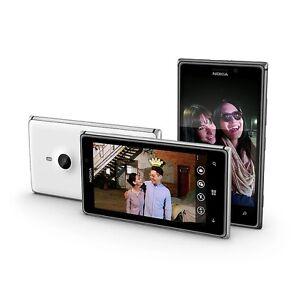 "Original Unlocked Nokia Lumia 925 N925 16GB 8.7MP 4.5"" 4G Wifi Windows Phone"