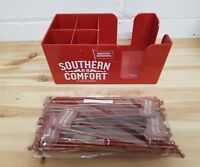 Southern Comfort (SOCO) bar top caddy plus 50 x Stirrers New
