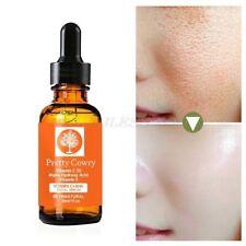 Vitamin C Serum w/ Hyaluronic HA, Ferulic Acid Organic Anti-Aging For Face++++