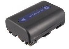 BATTERIA PREMIUM per SONY DCR-PC110, DCR-DVD200E, DCR-TRV22, MVC-CD400, dcr-trv23