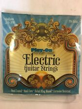 Play-On Nickel Wound Corrosion Resistant Electric Guitar Strings 10-46